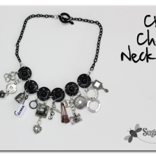 Charm+necklace+tutorial