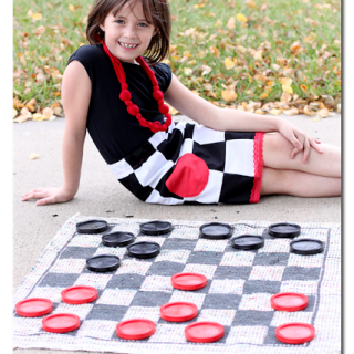 Checkers+skirt+tutorial