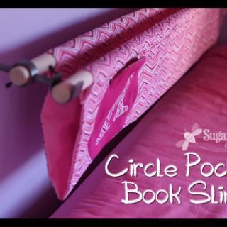 Circle+pocket+book+sling