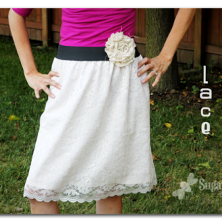 Lace+skirt+tutorial