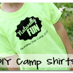 DIY Camp Shirts