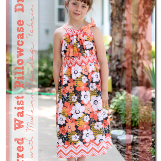 Maxi+pillowcase+dress+with+shirred+waist+how+to+tutorial