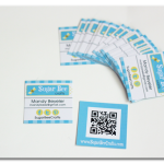 Nano Business Cards