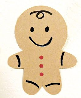 Paper+gingerbread+man