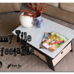 Penny Tile – Coffee Table Top remix
