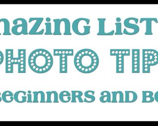 Photo+tips