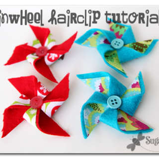 Pinwheel+hairclip+tutorial