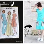 Ugly Vintage Pattern Challenge