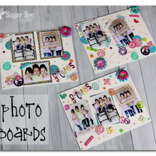 Scrapbook+photo+boards