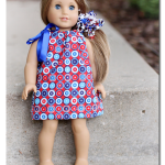 Simple Doll Dress