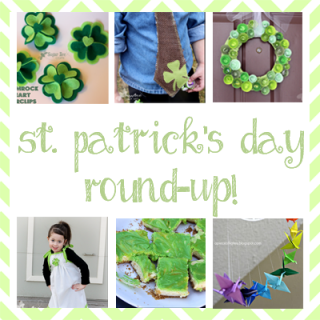 St patricks day round up