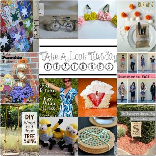 Sugar+bee+crafts+link+party+features