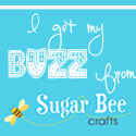 Sugar bee crafts blog button