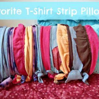 T shirt pillow8