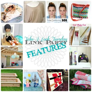 Take+a+look+tuesday+link+party+features+august