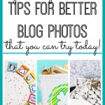 Tips for Blog Photos – what I love