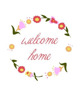 Welcome+home