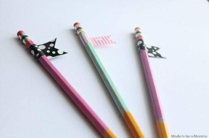 Украшаем ручки и карандаши своими руками 7