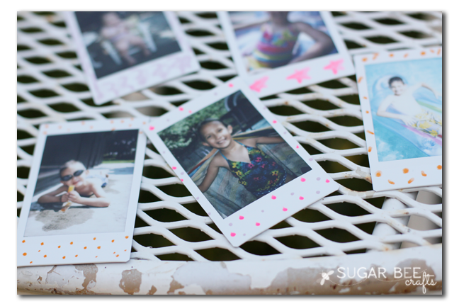 decor on instax