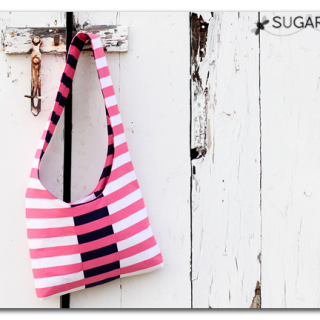 free sewing pattern sling bag satchel