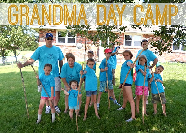 grandma day camp