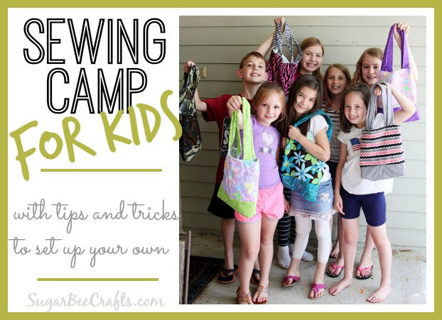 sewing camp for kids