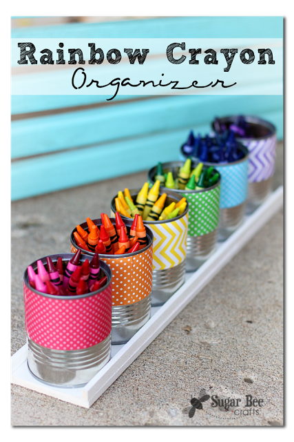 rainbow crayon organizer (1)