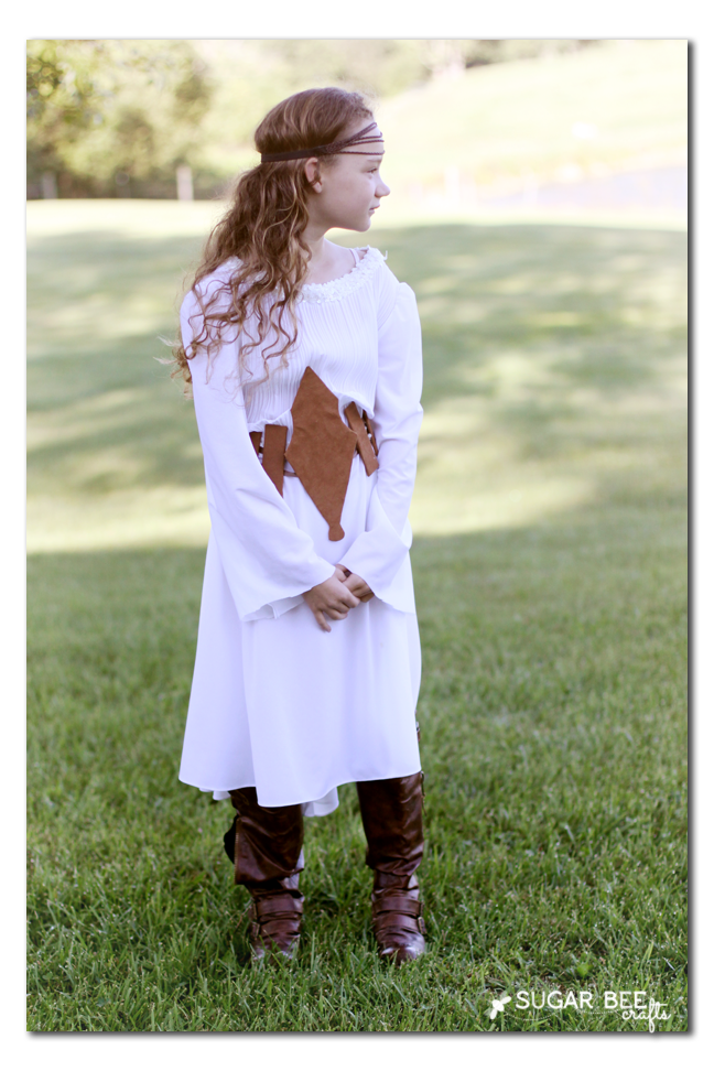 hero renaissance girl costume