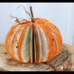 pumpkin from an old book