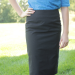 {Style Contributor} The perfect teen pencil skirt