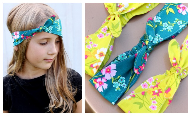 simple sewing headband