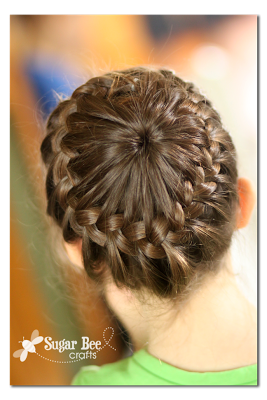 crown braid hair do