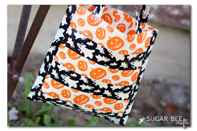 easy strip duck tape bag tutorial