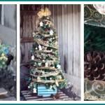 home tweet home christmas tree theme