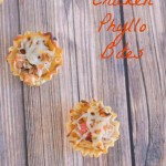 {Food Contributor} Italian Chicken Phyllo Cups
