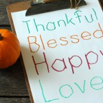 Thanksgiving Printable: Handwriting Art (Preschool Contributor)