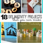 DIY Nativity Projects that you can make