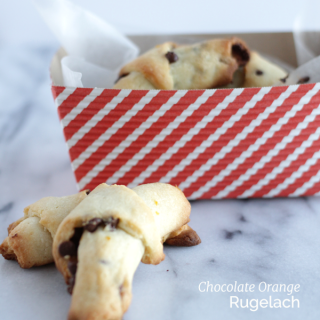 Orange rugelach