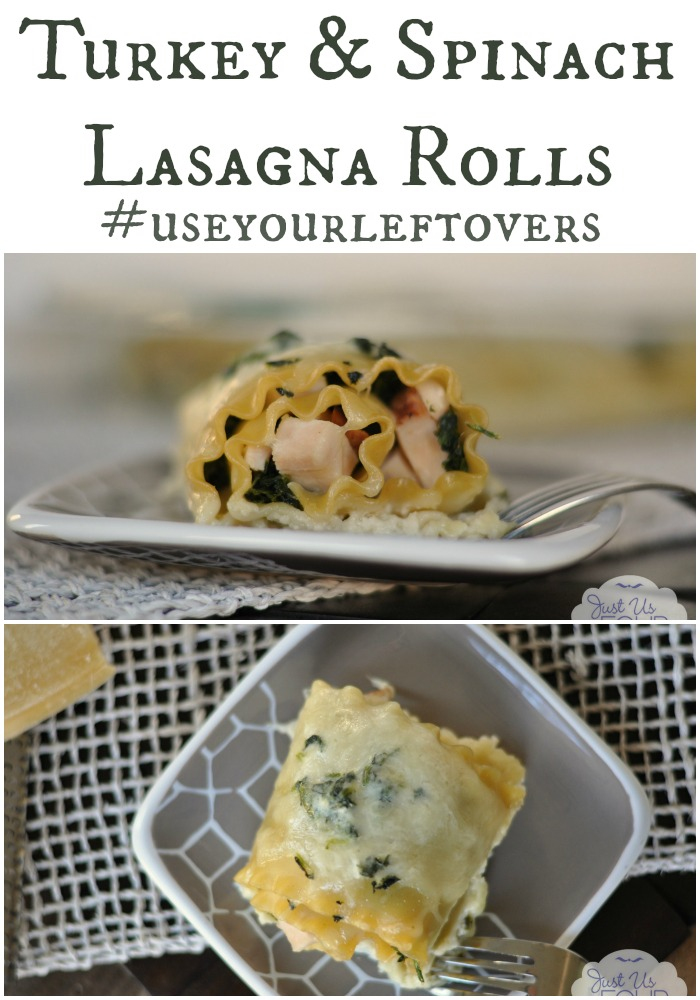 leftover-turkey-and-spinach-lasagna-rolls