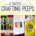 crafting peeps