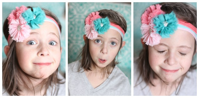 headband outtakes