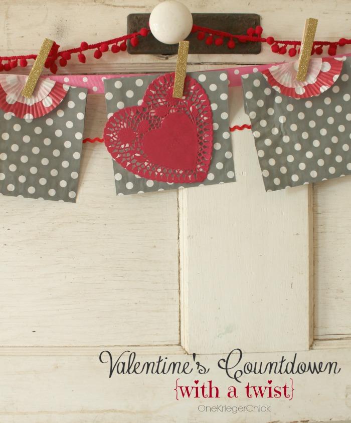 15 minute Valentine's Countdown- OneKriegerChick