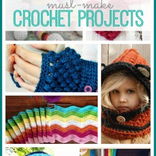 Must make crochet projects