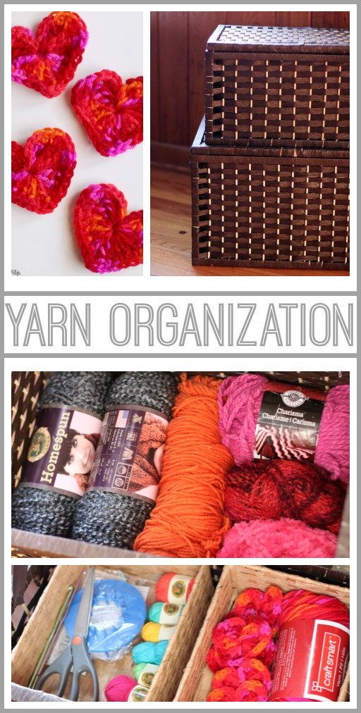 yarn storage organization idea