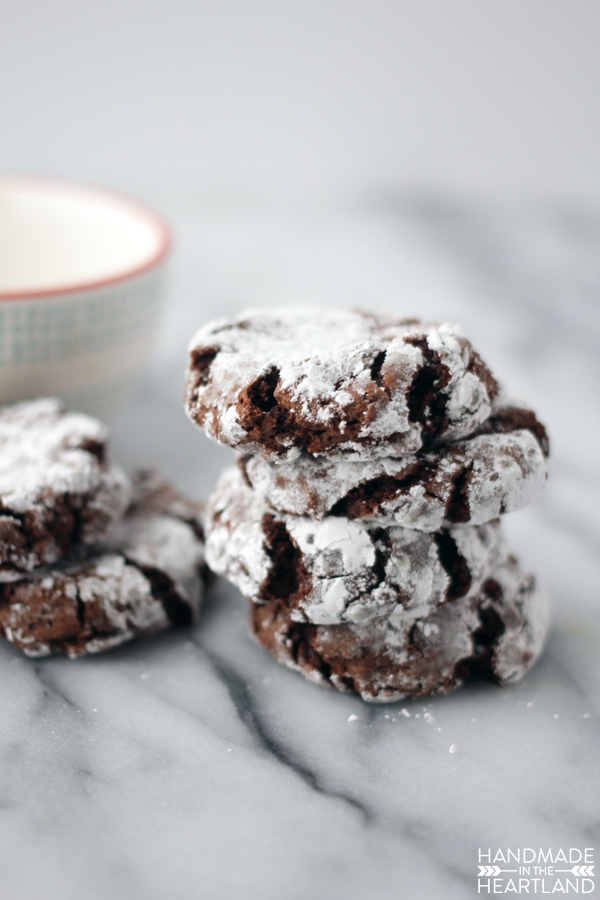 Double-Chocolate-Crinkle-Cookies-Recipe