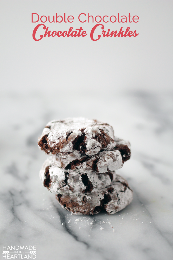 Double-Chocolate-Crinkle-Cookies