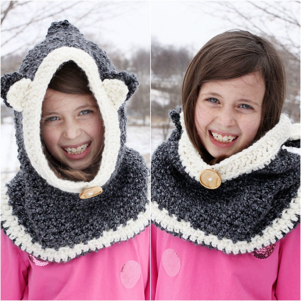 IG hooded cowl