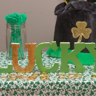 Lucky letters final square 1 of 1