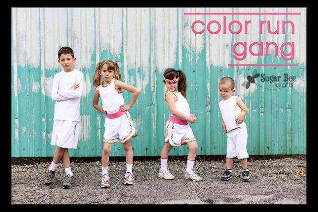 color run gang