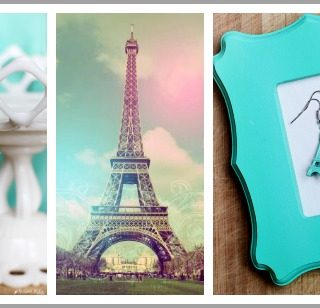 diy eiffel tower earrings tutorial